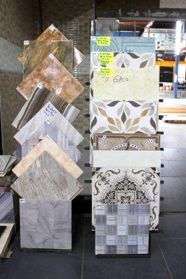 Tiles decor