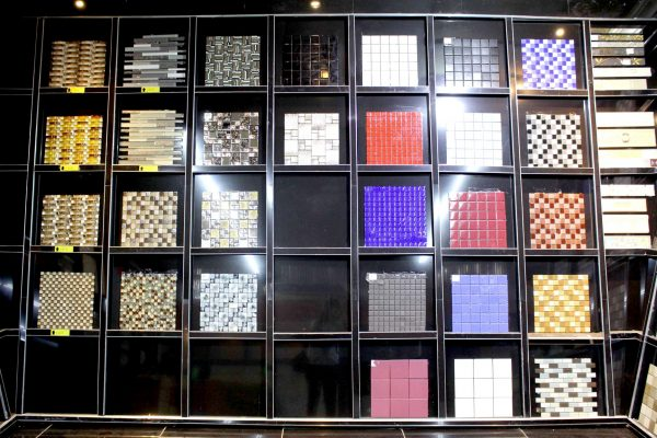 Gallery Tiles cabinet