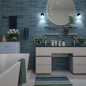 Tiles to Enhance Bathroom